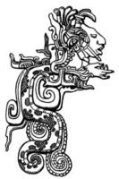 Quetzalcoatl, the Feathered Serpent