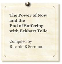The Power of Now and the End of Suffering ebook Logo
