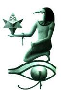 Thoth/Hermes, the Atlantean and Egyptian scribe